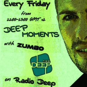 zumb0 - Deep Moments - Radio Deep - 23.05.2014