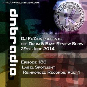 Ep. 186 - Label Spotlight on Reinforced Records, Vol. 1