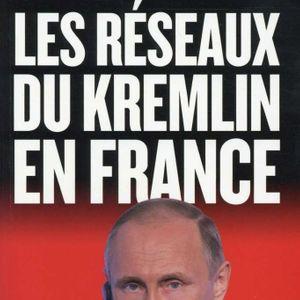Les résaux du Kremlin en France