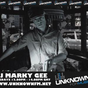 "DJMarkyGee ""The Groovy Friday Breakfast Show"" www.unknownfm.net  20/01/2011"