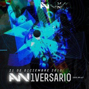 Novakk - 1º aniversario AlmaNegra@Garage Beat Club