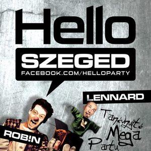 Hello Retro with Rob!n & Lennard - 2012.09.04.