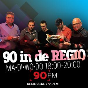 90 in de Regio 7 September 2020 || Uur 1