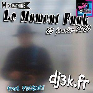 Moment Funk 20200125 by dj3k