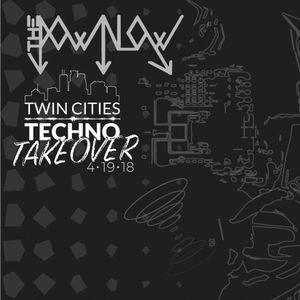 Twin Cities Techno Takeover - Keller Bar 4-19-18