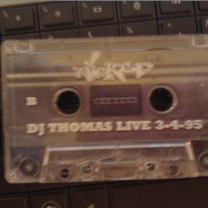 Thomas Live March 4, 1995 Side B