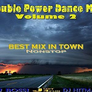 Double Power Dance Mix Vol.2 (DJ Bossi & DJ Hitman 2008)