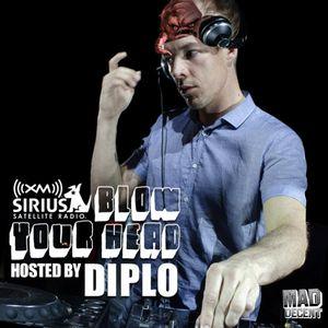 Diplo - Sirius XM Blow Your Head 10