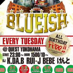 BLUEISH FREE DL MIX IN NOVEMBER