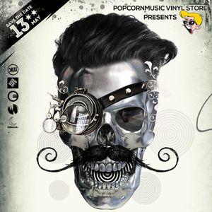 Groovegsus Vs Jason Heat - Klangwerk Showcase @ Popcorn Music Vinyl Store 13 05 2015