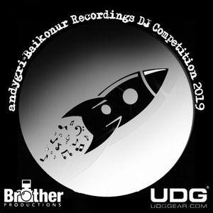 andygri - Baikonur Recordings DJ Competition 2019