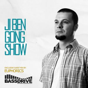 Euphorics - Ji Ben Gong guestmix @ Bassdrive.com