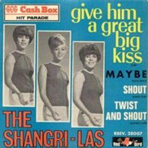 Great Big Kiss Podcast #4