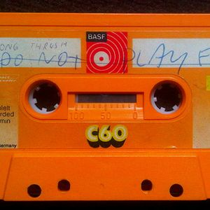 THE FUTURE SOUNDS ECHO TAPE ( VEЯROS&SARVANIS :MIX ANT1&R.S.O. CLUB STATE)(very BAD RECORDING)