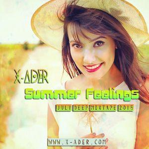 SUMMER FEELINGS (JULY DEEP MIXTAPE 2015)