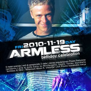 Armless - B-Day WarmUp MIX!!