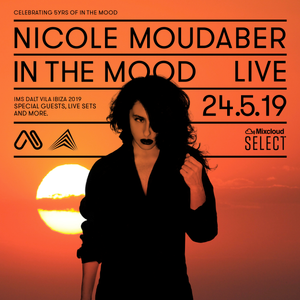 In the MOOD - Live from IMS Ibiza with Luciano b2b David Morales + Nicole Moudaber b2b Sama