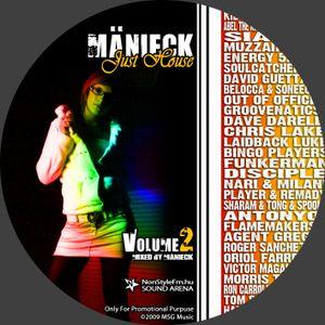 Mänieck - Just House volume 2