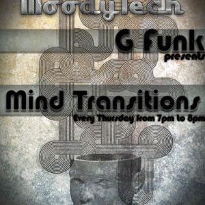 G Funk-Mind Transitions presents Ricky Courtman (episode #13) @ MoodyTech Radio