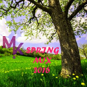 Spring Mix 2016 (mixed by MARV!N K!M)