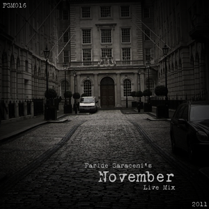 PSM016 - Paride Saraceni - November Mix 2011