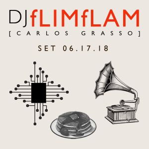 DJ FLIMFLAM Live at Suis Generis, New Orleans: Set June 17, 2018
