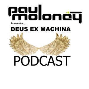 Paul moloney Presents Deus Ex Machina 013