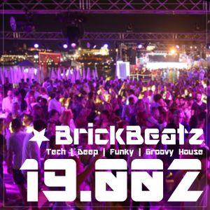 BrickBeatz - Podcast 19.002 [Tech   Deep   Funky   Groovy House]
