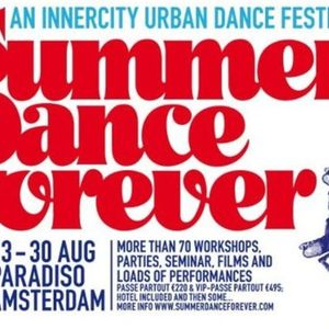 """FLASHBACK TO """"HOUSE DANCE FOREVER"""" SUMMER 2012 A'DAM"""