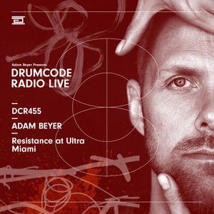 DCR455 – Drumcode Radio Live - Adam Beyer live from Resistance Island, Miami
