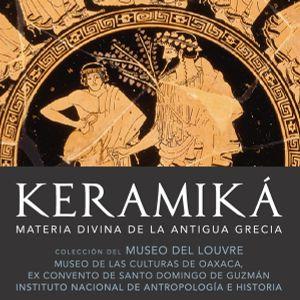 Keramikà. Materia Divina de la Antigua Grecia