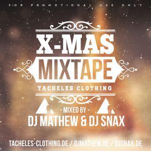Tacheles Clothing XMAS Mixtape