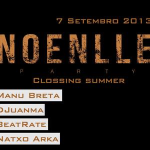 Manu Breta @ Noenlle Party 2013 (clossing summer)