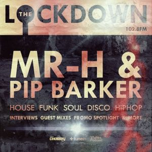 The Lockdown Radio Show Part 2 - 6th Oct '17 Resident Takeover with Steve 'Faz' Farrell