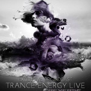 T.E.LIVE # 179 Exclusive Broadcast Great Trance Music with Reverse (26.03.16)