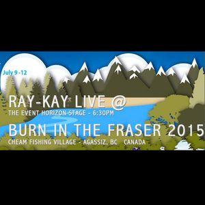 Live @ Burn in the Fraser 2015 Festival - Horizon Stage