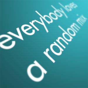 Everybody Loves A Random Mix (2010-07-13)