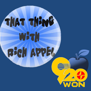 That Thing With Rich Appel (7/22/17)