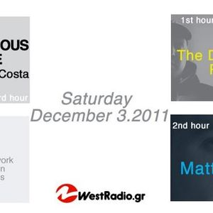 MoodyLushious Influences Episode 8 (Host Mix By Di Costa) (December 2011 Edition)