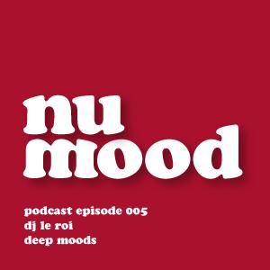 nu mood radio podcast // episode 005 // dj le roi