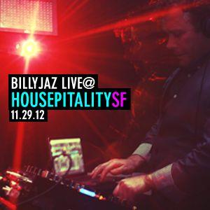 billy jaz Live @ Housepitality SF