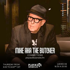 09.09.21 CONNECTIONS - MIKE ALLIN aka THE BUTCHER