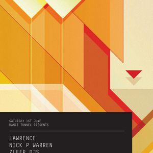 Dance Tunnel Mix 003 // Nick P Warren