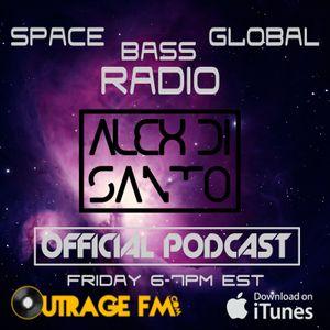 Space Bass Global Radio 011 December 2012