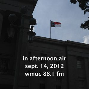 Sept. 14, 2012: In Afternoon Air