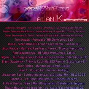Alan K 's 2010 March Mix