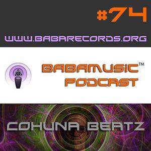 Babamusic Radio #74 with Cohuna Beatz (#deeepa)