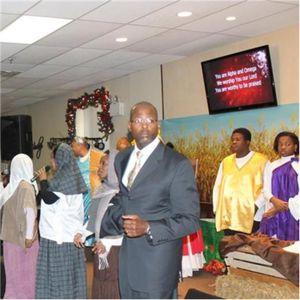 The DOC is IN!     Dr. Wilton DeGraffe, Sr. Pastor @ Grace Gospel