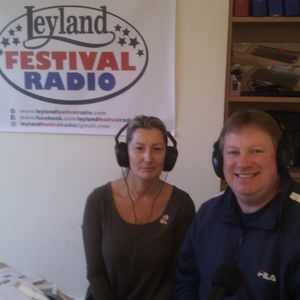 Breakfast with Phil Gough Tue 25 Oct 2015 (guest Maria Desmond)