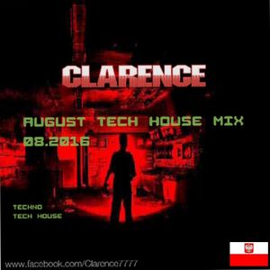 August Tech House, Techno Mix 08.2016